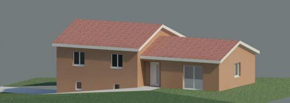 Maison à vendre .(100 m²)(LHUIS) avec (STARBAT)