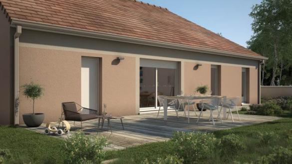 Maison+Terrain à vendre .(90 m²)(SAINT PATERNE) avec (MAISONS FRANCE CONFORT)