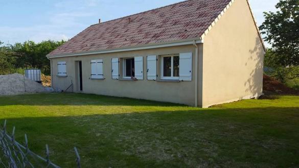 Maison à vendre .(90 m²)(SAINT MARCELLIN) avec (MIKIT ISERE CONSTRUCTIONS)