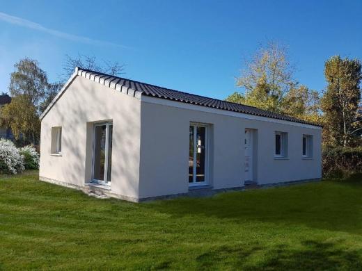 Maison à vendre .(90 m²)(RIVES) avec (MIKIT ISERE CONSTRUCTIONS)