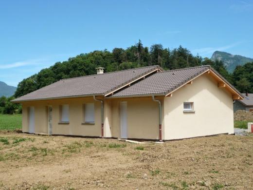 Maison à vendre .(90 m²)(SARDIEU) avec (MIKIT ISERE CONSTRUCTIONS)