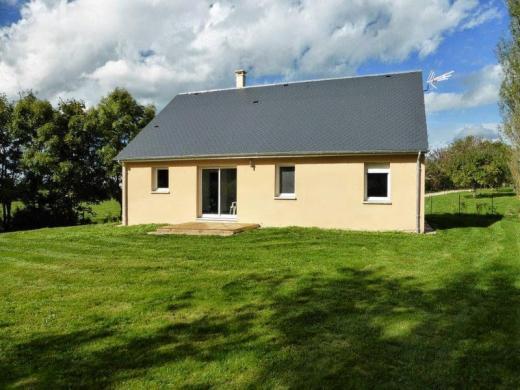 Maison à vendre .(90 m²)(SAINT PIERRE DE BRESSIEUX) avec (MIKIT ISERE CONSTRUCTIONS)