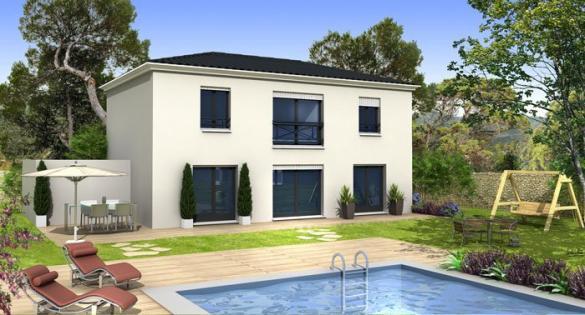 Maison à vendre .(90 m²)(MOIRANS) avec (HOME GROUP CONSEILS)