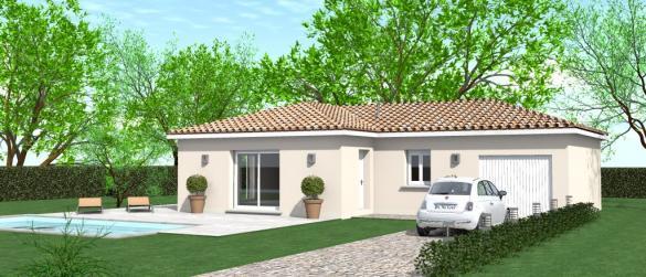 Maison à vendre .(80 m²)(VEYSSILIEU) avec (HOME GROUP CONSEILS)