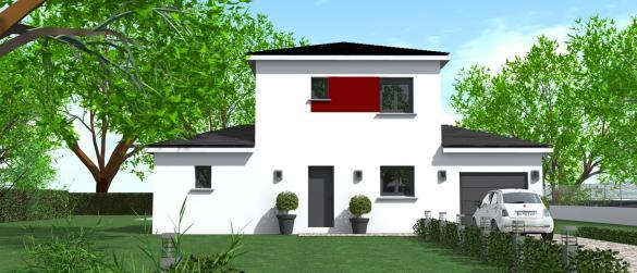 Maison à vendre .(90 m²)(ECHALAS) avec (HOME GROUP CONSEILS)