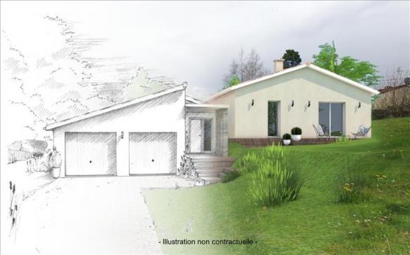 Maison+Terrain à vendre .(128 m²)(MONTPON MENESTEROL) avec (Bourse de l Immobilier Montpon Ménestérol)