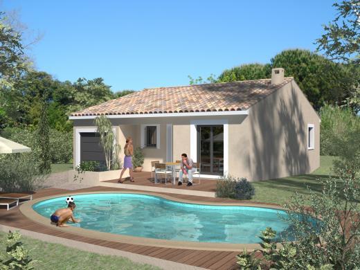 Maison+Terrain à vendre .(80 m²)(RIGARDA) avec (MAISONS VERTES)