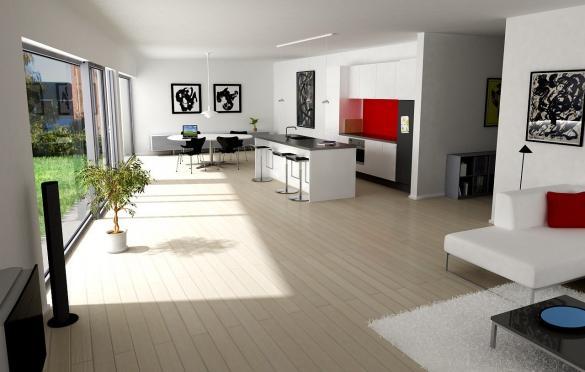 Maison+Terrain à vendre .(92 m²)(SOREDE) avec (MAISONS VERTES)