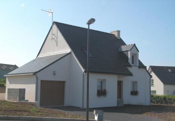 Maison à vendre .(95 m²)(LANNILIS) avec (MIKIT)