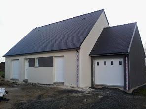 Maison à vendre .(95 m²)(LESNEVEN) avec (MIKIT)