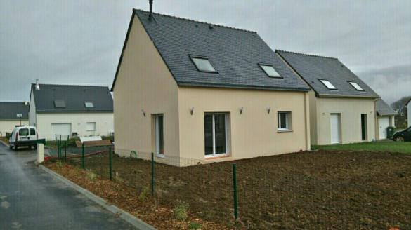 Maison à vendre .(95 m²)(PLOVAN) avec (MIKIT)