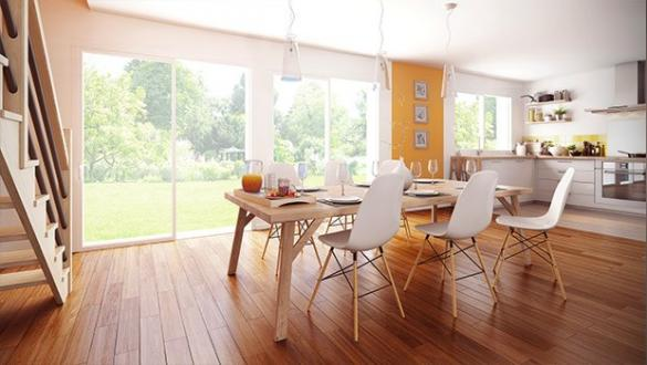 Maison+Terrain à vendre .(128 m²)(CRECY LA CHAPELLE) avec (MAISON FAMILIALE MAREUIL LES MEAUX)