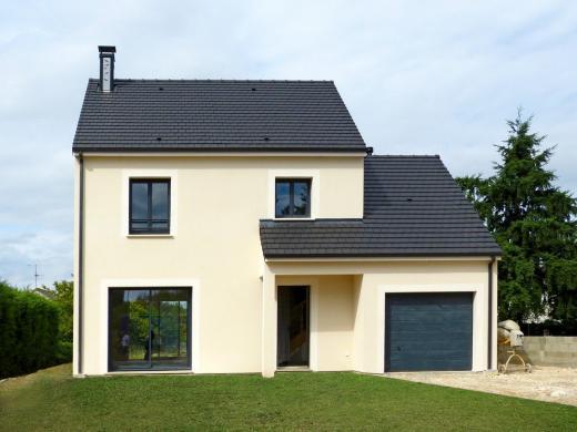 Maison+Terrain à vendre .(91 m²)(FONTENAY TRESIGNY) avec (MAISON FAMILIALE MAREUIL LES MEAUX)