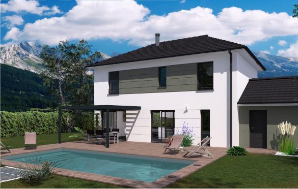 Maison+Terrain à vendre .(125 m²)(CHATEAU THIERRY) avec (MAISON FAMILIALE MAREUIL LES MEAUX)