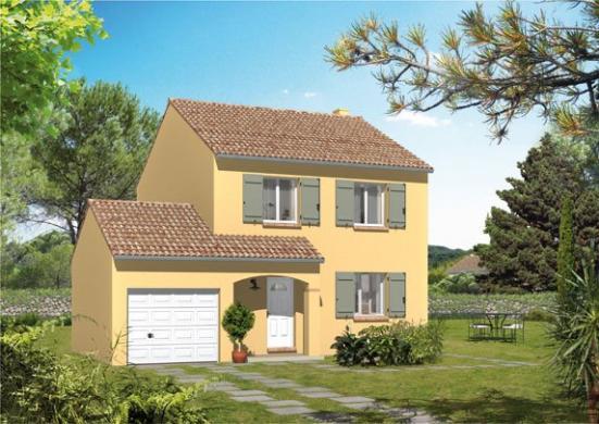 Maison+Terrain à vendre .(111 m²)(MOUROUX) avec (MAISON FAMILIALE MAREUIL LES MEAUX)