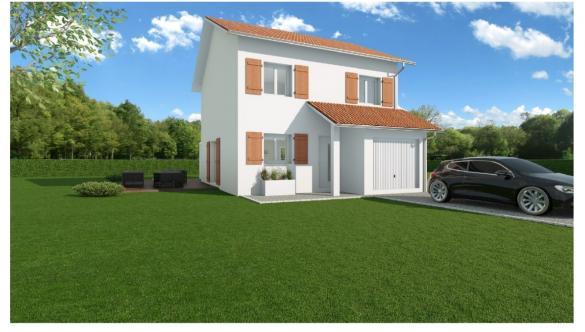 Maison à vendre .(95 m²)(CHAPAREILLAN) avec (MODULHABITAT)
