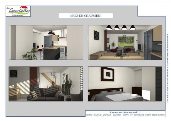Maison+Terrain à vendre .(107 m²)(VILLERS SUR AUTHIE) avec (MAISONS LES NATURELLES)