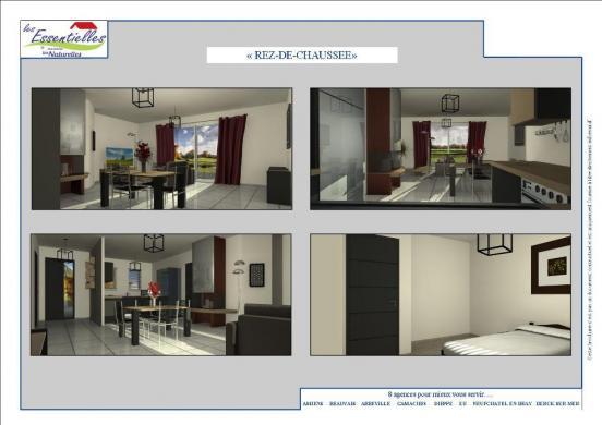 Maison+Terrain à vendre .(86 m²)(YONVAL) avec (MAISONS LES NATURELLES)