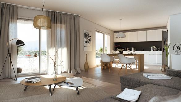 Maison+Terrain à vendre .(90 m²)(FONTES) avec (LES MAISONS DE MANON)