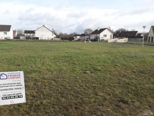 Maison+Terrain à vendre .(93 m²)(RUILLE SUR LOIR) avec (Maisons France Confort-maisons-france-confort)