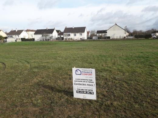 Maison+Terrain à vendre .(90 m²)(RUILLE SUR LOIR) avec (Maisons France Confort-maisons-france-confort)