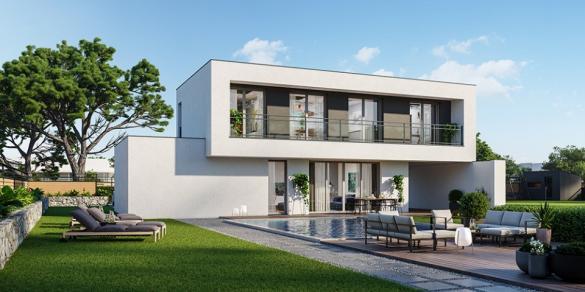 Maison+Terrain à vendre .(130 m²)(SAINT REMY L'HONORE) avec (MAISONS FRANCE CONFORT)