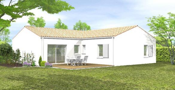 Maison+Terrain à vendre .(90 m²)(SAINT JEAN DE MONTS) avec (LMP CONSTRUCTEUR)