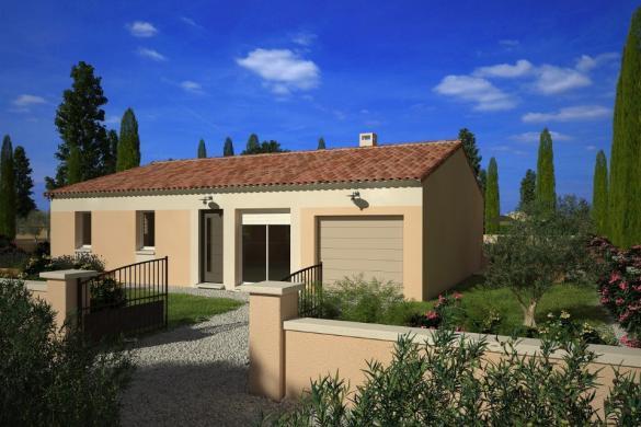 Maison+Terrain à vendre .(94 m²)(LA CHAIZE LE VICOMTE) avec (LMP CONSTRUCTEUR)