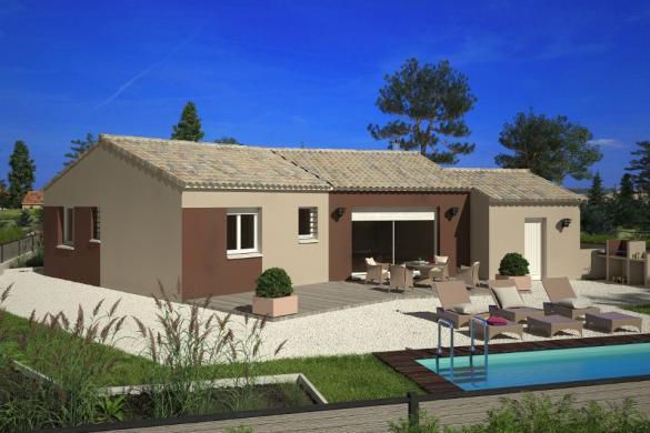 Maison+Terrain à vendre .(91 m²)(BEAUFOU) avec (LMP CONSTRUCTEUR)