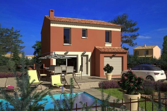 Maison+Terrain à vendre .(83 m²)(MAREUIL SUR LAY DISSAIS) avec (LMP CONSTRUCTEUR)