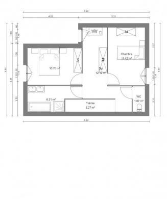 Maison+Terrain à vendre .(90 m²)(VILLARS LES DOMBES) avec (COMPAGNIE DE CONSTRUCTION)