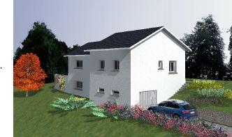 Maison à vendre .(100 m²)(RIVES) avec (TRADICONFORT 38)