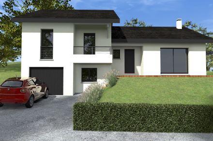 Maison à vendre .(90 m²)(MOIRANS) avec (TRADICONFORT 38)