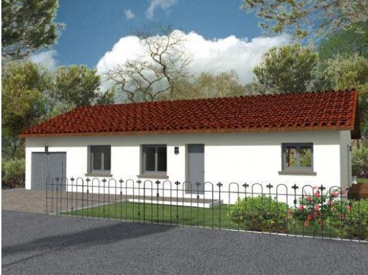 Maison à vendre .(90 m²)(SAINT MARCELLIN) avec (TRADICONFORT 38)