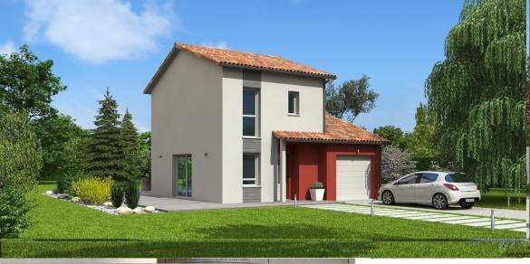 Maison à vendre .(80 m²)(SAINT DIDIER) avec (NATILIA)