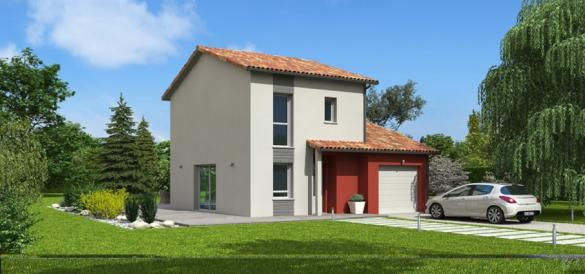 Maison à vendre .(80 m²)(VALREAS) avec (NATILIA)