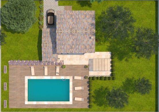 Maison+Terrain à vendre .(81 m²)(LA MOTTE D'AIGUES) avec (MAISONS BALENCY)