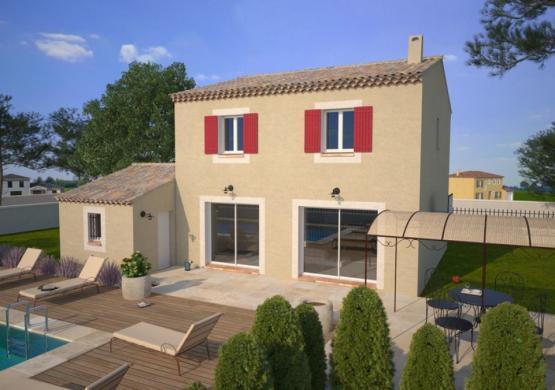 Maison+Terrain à vendre .(76 m²)(LA MOTTE D'AIGUES) avec (MAISONS BALENCY)
