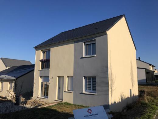 Maison à vendre .(110 m²)(CHARS) avec (MAISONS PIERRE  BEAUVAIS)