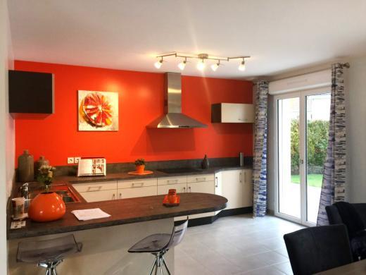 Maison à vendre .(96 m²)(PONTOISE) avec (MAISONS PIERRE  BEAUVAIS)