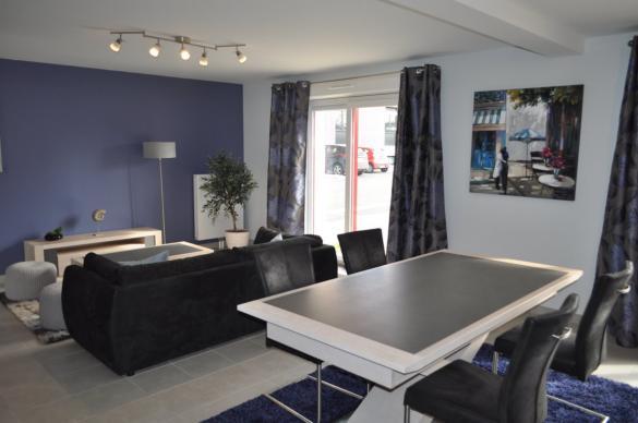 Maison à vendre .(93 m²)(GRANDVILLIERS) avec (MAISONS PIERRE  BEAUVAIS)