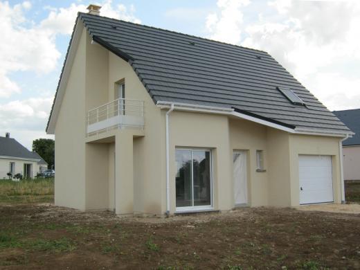 Maison+Terrain à vendre .(110 m²)(GISORS) avec (MAISON FAMILIALE)