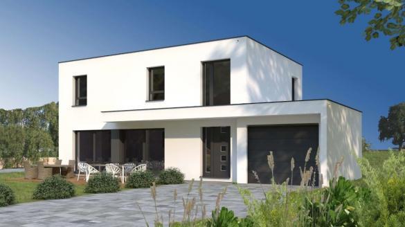 Maison à vendre .(114 m²)(SIERENTZ) avec (GROUPE BATIGE)