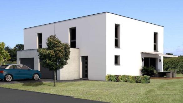 Maison à vendre .(92 m²)(SIERENTZ) avec (GROUPE BATIGE)