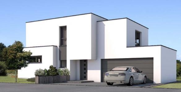 Maison à vendre .(157 m²)(LEYMEN) avec (BATIGE)