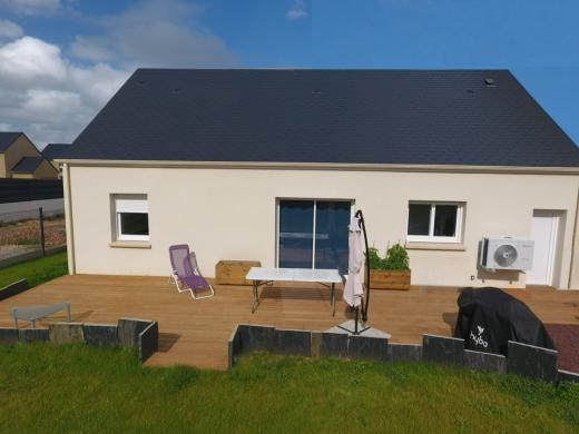 Maison+Terrain à vendre .(87 m²)(SAINT PHILBERT DES CHAMPS) avec (Maisons Axcess)