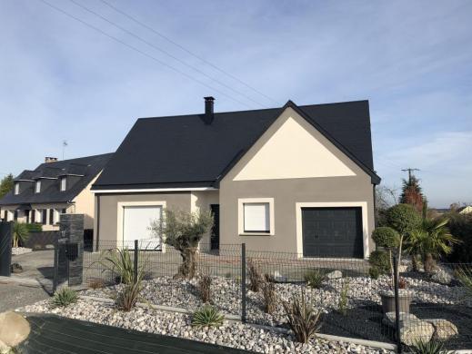 Maison+Terrain à vendre .(87 m²)(SAINT MARTIN DE LA LIEUE) avec (Maisons Axcess)