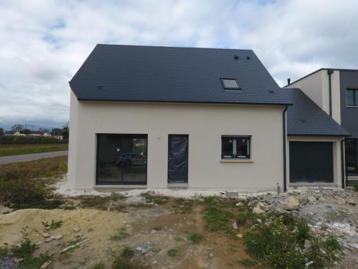 Maison+Terrain à vendre .(101 m²)(SAINT GEORGES D'AUNAY) avec (Maisons Axcess)