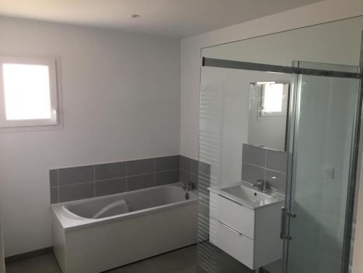 Maison+Terrain à vendre .(87 m²)(BALLEROY) avec (Maisons Axcess)