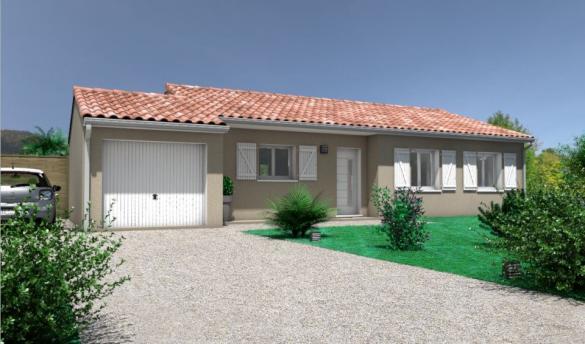 Maison+Terrain à vendre .(87 m²)(GAILLAC) avec (OC RESIDENCES - GAILLAC)